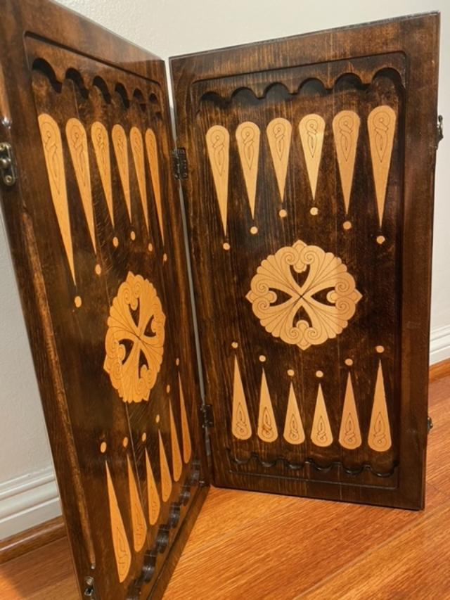 walnut-wood-backgammon